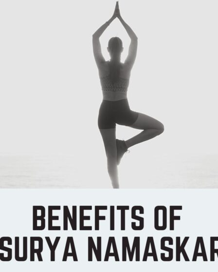 Benefits Of Practicing Surya Namaskar